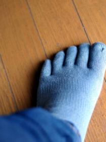 足のシビレ1