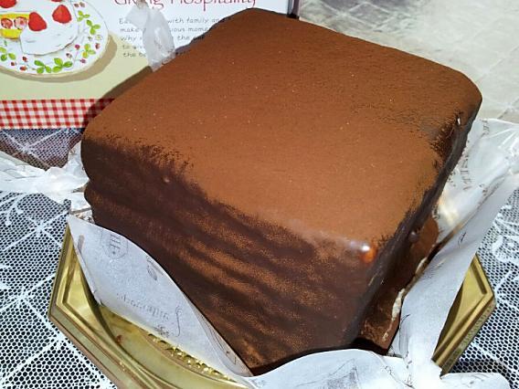 松風軒 ケーキ