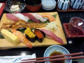 魚河岸お寿司