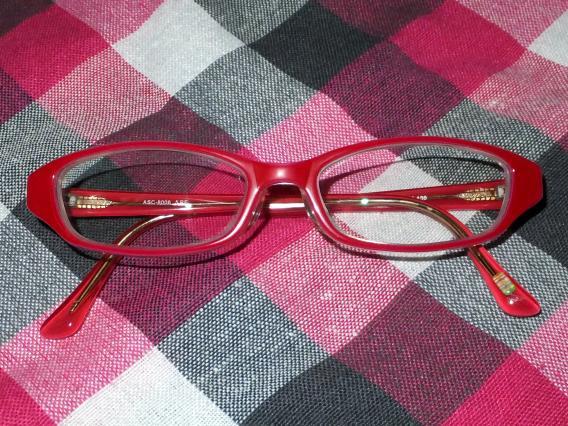 赤メガネと悩み