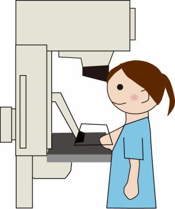 乳がん検診 マンモグラフィ検診